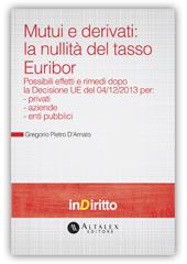 eBook - Mutui e derivati: la nullità del tasso Euribor