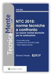 NTC 2018: norme tecniche a confronto - eBook