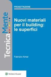 eBook - Nuovi materiali  per il building: le superfici