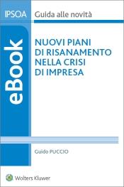 eBook - Nuovi piani di risanamento nella crisi d'impresa