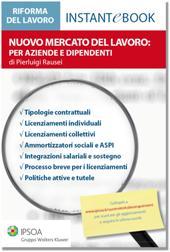 eBook - Nuovo mercato del lavoro per aziende e dipendenti