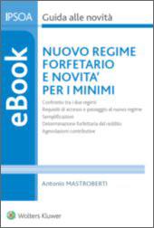eBook - Nuovo regime forfetario e novità per i minimi