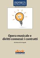 eBook - Opera musicale e diritti connessi: i contratti