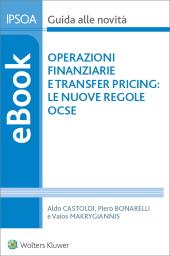 eBook - Operazioni finanziarie e transfer pricing: le nuove regole OCSE
