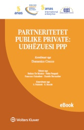 eBook - Partneritetet publike private: udhëzuesi ppp