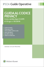 eBook - Privacy e regolamento europeo 2016/679