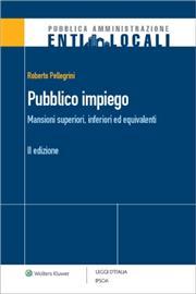 eBook - Pubblico impiego: mansioni superiori, inferiori ed equivalenti