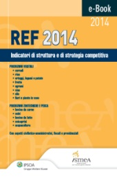 eBook - REF 2014 - Indicatori di struttura e strategia competitiva