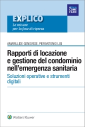 eBook - Rapporti di locazione e gestione del condominio nell'emergenza sanitaria