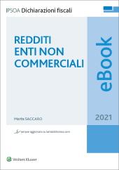 eBook - Redditi Enti non commerciali 2021