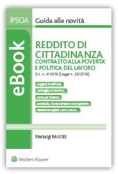 eBook - Reddito di cittadinanza