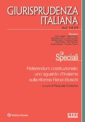 eBook - Referendum costituzionale: uno sguardo d'insieme sulla riforma Renzi-Boschi