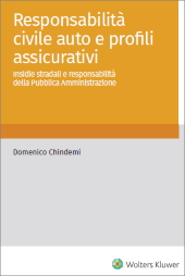 eBook - Responsabilità civile auto e profili assicurativi