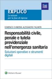 eBook - Responsabilità civile, penale e tutela previdenziale nell'emergenza sanitaria