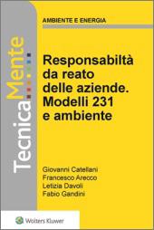 eBook - Responsabilità da reato delle aziende. Modelli 231 e ambiente