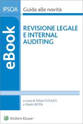 eBook - Revisione legale e internal auditing