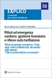 eBook - Rifiuti ed emergenza sanitaria: gestione finanziaria e riflessi sulla tariffazione