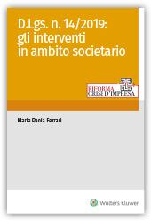 eBook - Riforma crisi d'impresa: le novità in materia societaria