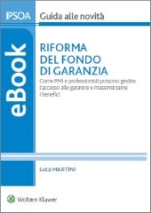 eBook - Riforma del fondo di garanzia