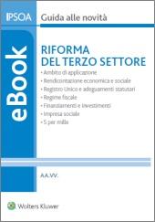 eBook - Riforma del terzo settore