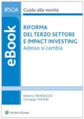 eBook - Riforma del terzo settore e Impact Investing
