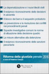eBook - Riforma della giustizia penale - 2016