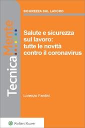 eBook - Salute e sicurezza  sul lavoro:  tutte le novità contro il coronavirus