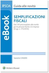 eBook - Semplificazioni Fiscali
