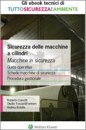 eBook - Sicurezza delle macchine a cilindri. Macchine in sicurezza