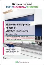 eBook - Sicurezza delle presse e cesoie