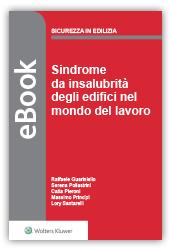 eBook - Sindrome da insalubrità degli edifici nel mondo del lavoro