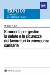 eBook - Strumenti per gestire  la salute e la sicurezza  dei lavoratori  in emergenza sanitaria