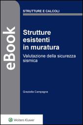 eBook - Strutture esistenti in muratura
