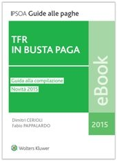 eBook - TFR in busta paga