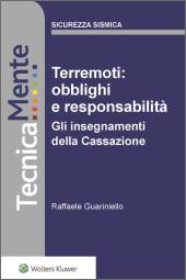 eBook - Terremoti: obblighi e responsabilità