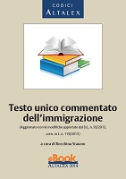 eBook - Testo unico commentato dell'immigrazione