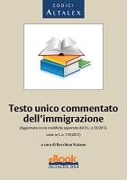 eBook - Testo unico commentato dell'immigrazione