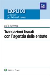 eBook - Transazioni fiscali con l'agenzia delle entrate