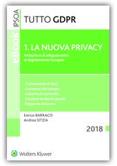 eBook - Tutto GDPR - La nuova Privacy