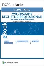 eBook - Valutazione degli studi professionali
