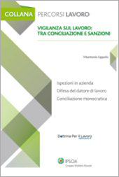 eBook - Vigilanza sul lavoro: tra conciliazione e sanzioni