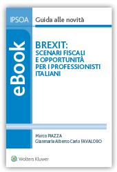 e-Book Brexit: scenari fiscali e opportunità per i professionisti italiani